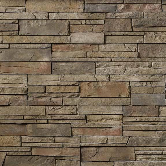 Terra Rosa Versetta Stone Siding